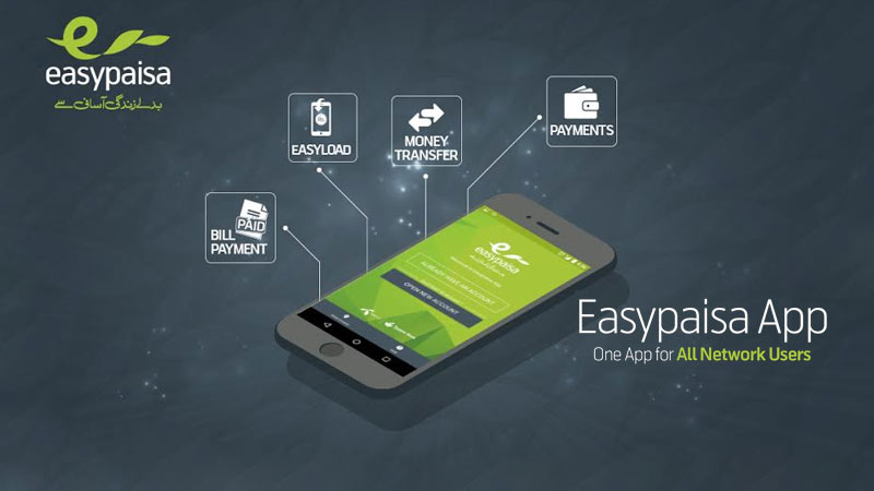 Easypaisa Android App Now Allows Account Registration for All Mobile