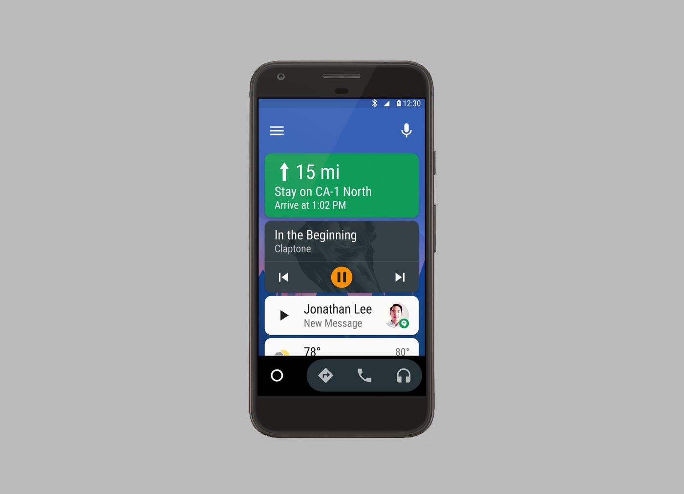 google-android-auto