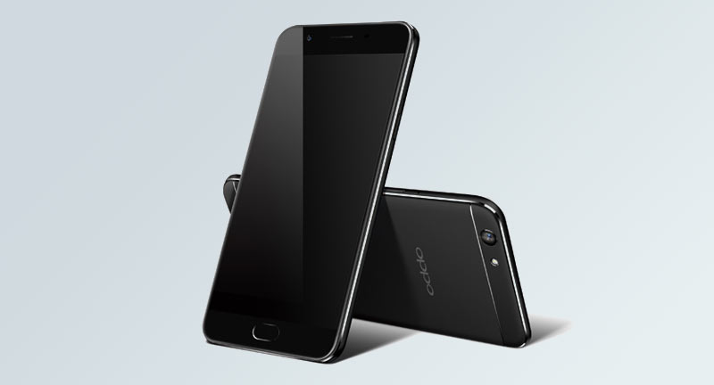 oppo launches the limited edition classic black f1s