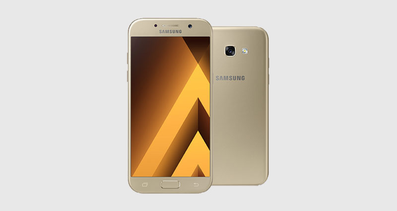 Water and Dust Proof Samsung Galaxy A Series 2017 Launched
