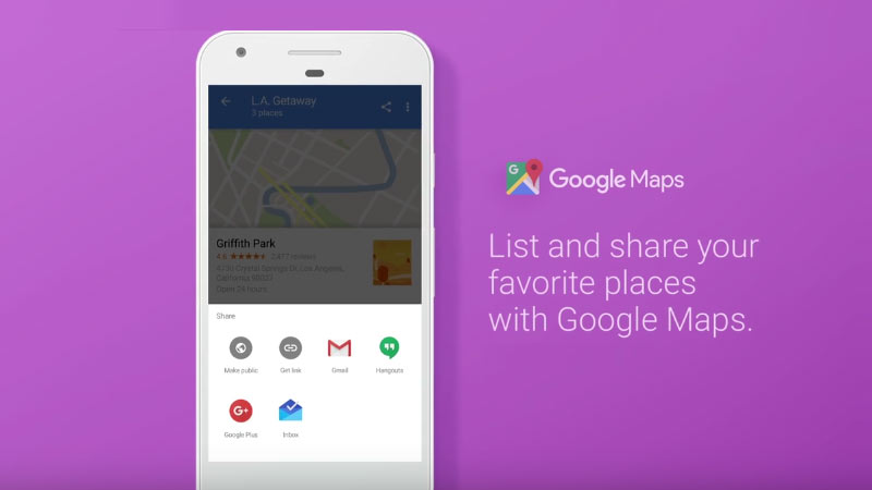 Save and Share Lists of Your Favorite Places on Google Maps Save Places Google Maps on bing maps places, directions to and from places, google places map99412poaha pl, google map university, google earth my-places,