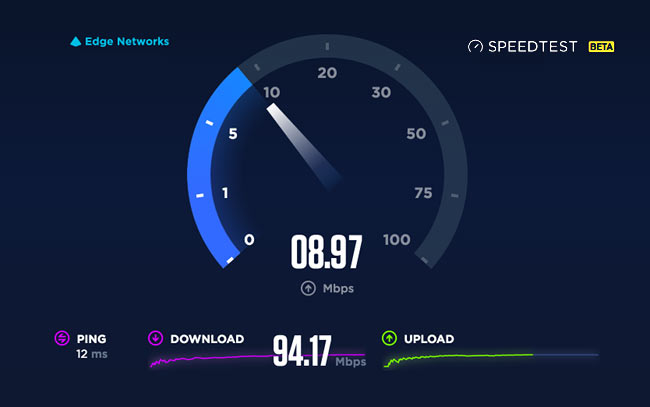 SpeedTest Gets Performance Upgrades and a new User Interface