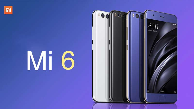 Xiaomi Unveils Flagship Mi 6 Smartphone With Snapdragon 835 Dual Cameras And Ceramic Body