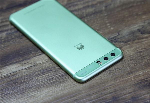 Huawei P11 - iPhone X Design2