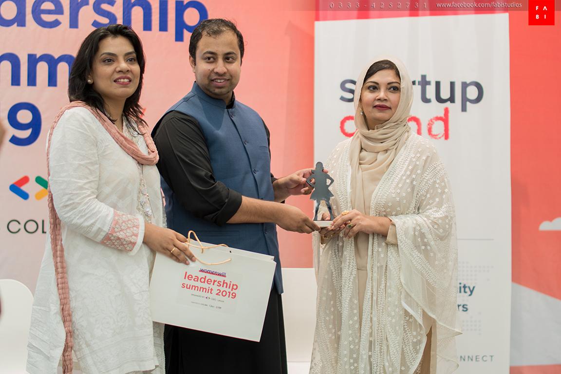 Startup Grind Lahore hosts Iram Bukhari, Secretary, Women